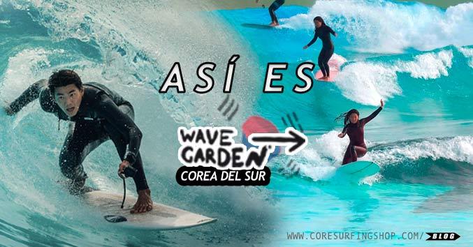 Wavegarden piscina de olas mas grande del mundo corea del surf