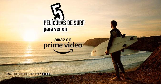 peliculas de surf en amazon prime video gratis