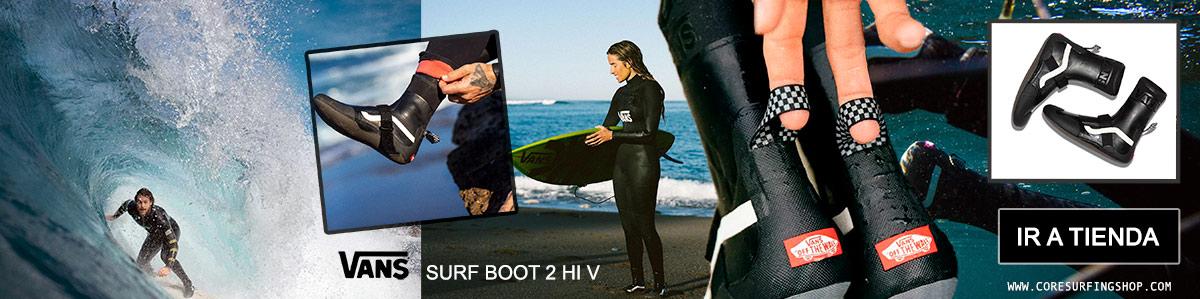 escarpines vans para surf baratos oferta rebajas comprar online 3mm boots hi old skool