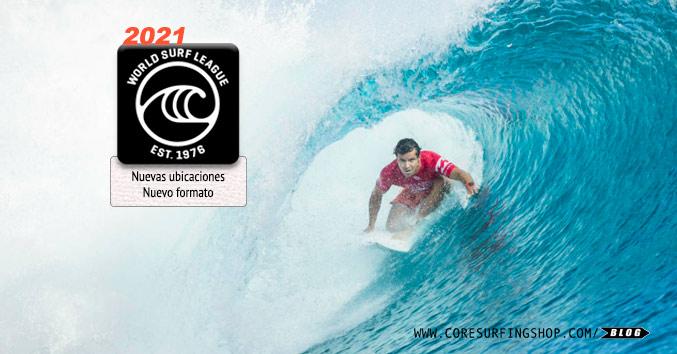 World tour 2021 surf eventos campeonato del mundo de surf