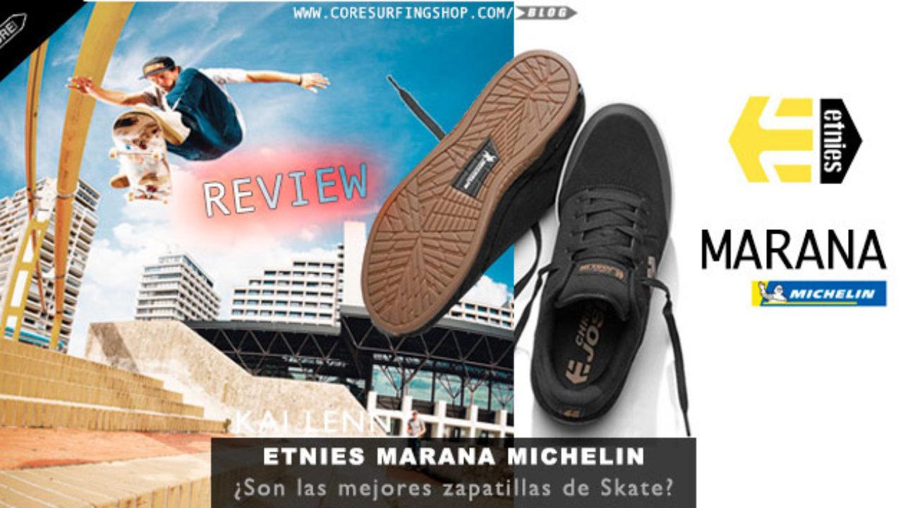 etnies review marana michelin comprar zapatillas de skate resistentes comodas