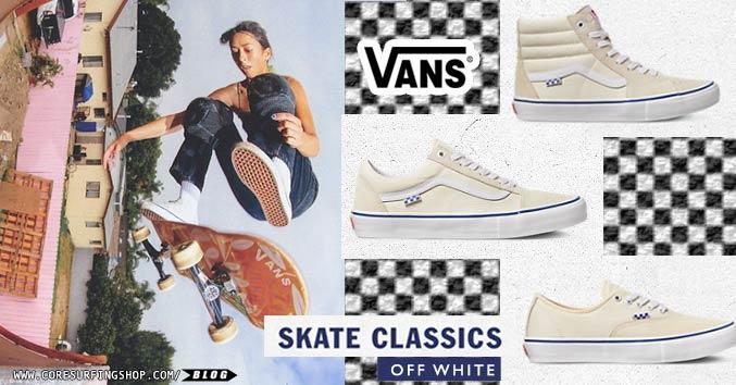 vans zapatillas de skate off white blanco comprar caracteristicas review opiniones