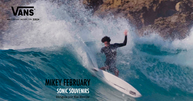 VANS Surf Movie - Mikey February derrocha estilo en la costa africana