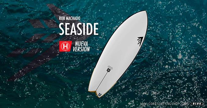 firewire seaside helium 2 rob machado tabla de surf fish quad