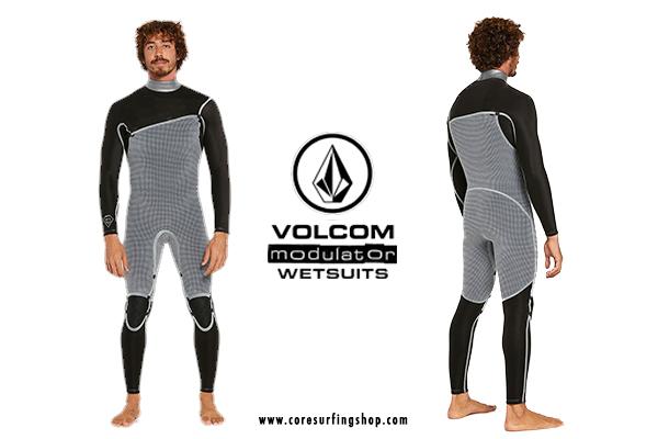 traje de neopreno para surf volcom para hombre 4/3 y 5/3 con capucha
